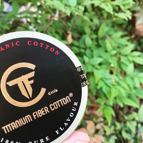 TITANIUM FIBER COTTON 【限定缶パッケージ】