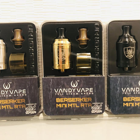 Vandy Vape BERSERKER MINI MTL RTA