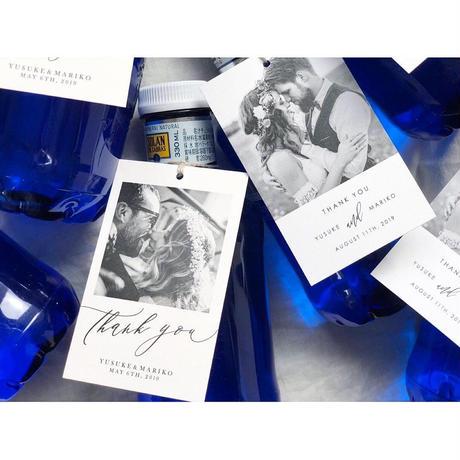 【サンクスタグ】photo card(100枚set)/10 design