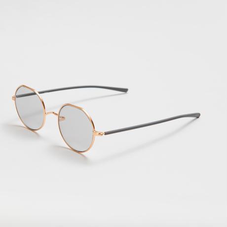 WELLER sunglasses 《ウェラー サングラス》Slate Gray / Gray Lens