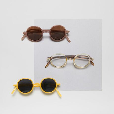 GORDON  sunglasses 《ゴードン サングラス》Matte black