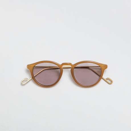 EVANS  sunglasses 《エバンス サングラス》Sand Beige / Gray Lens