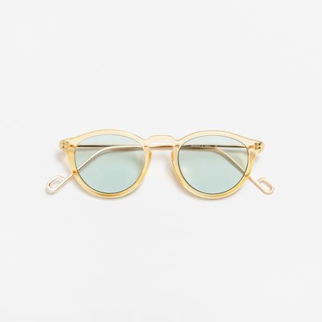 EVANS  sunglasses 《エバンス サングラス》Honey Gold / Light Green Lens