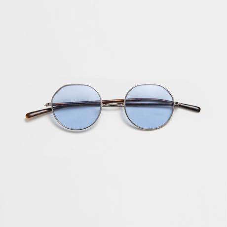 WELLER sunglasses 《ウェラー サングラス》Brown / Blue Lens