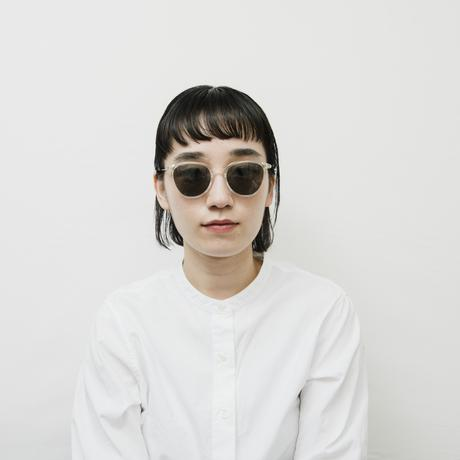 CURTIS  clear color sunglasses《カーティス  クリアカラー サングラス》