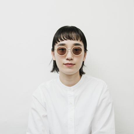 HERBIE  sunglasses 《ハービー サングラス》Pink-Beige / Brown Lens