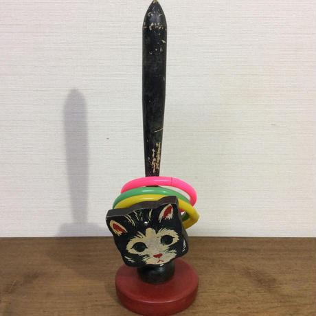 猫の輪投げセット