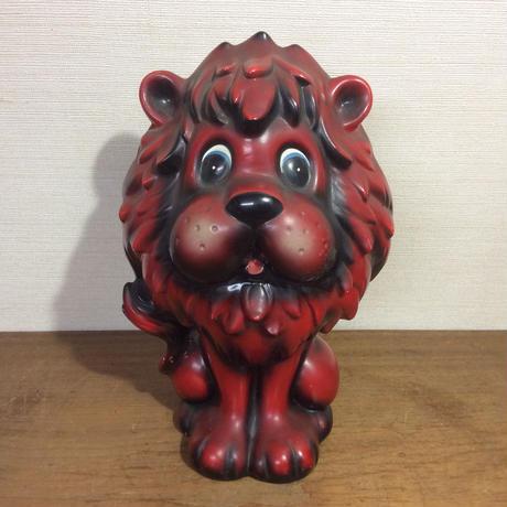 ライオンの貯金箱