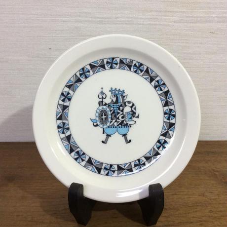 王様の絵皿