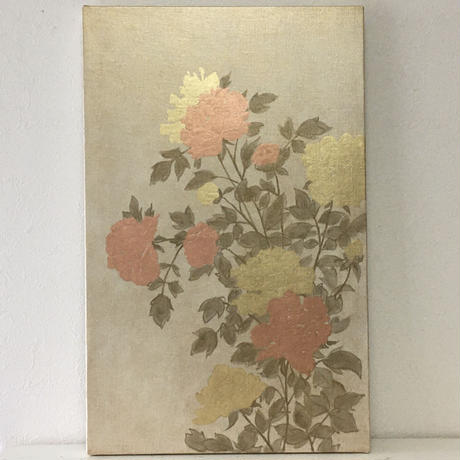 四季草花図 2