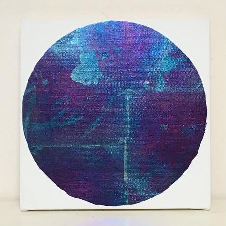 青紫の月23
