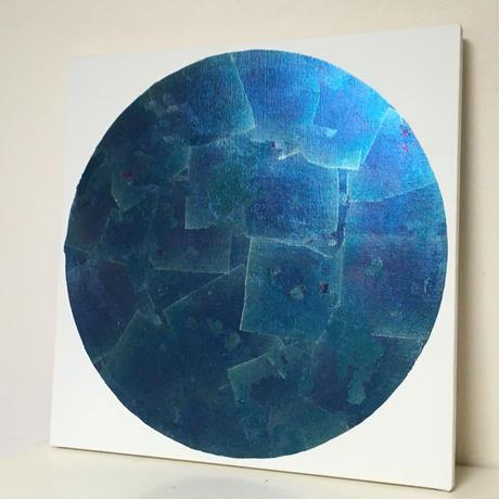 青い月53
