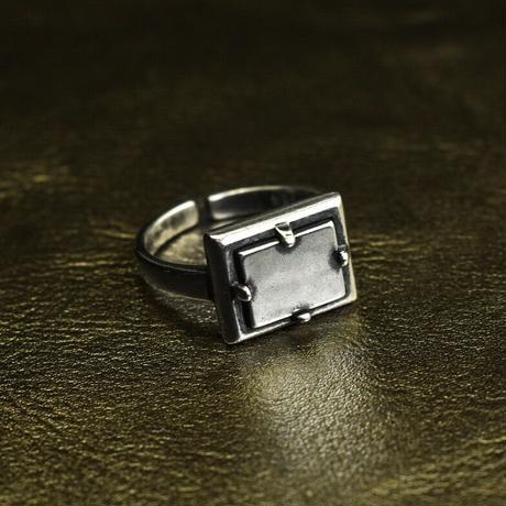 silver 925  design ring №62