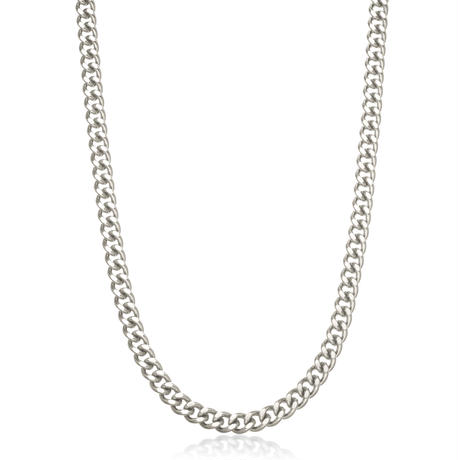 喜平 chain necklace silver