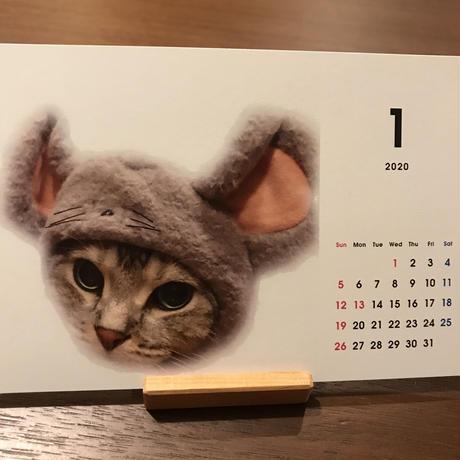 2020 Alain's 卓上カレンダー