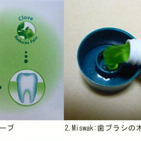 ヒマラヤ トゥースペイスト アクティブ フレッシュ80g(歯磨き粉) Himalaya Active Fresh Toothpaste