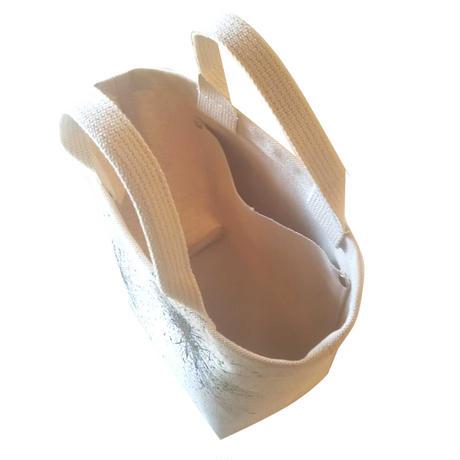 キャンバストートバッグ × スプラッシュペイント Sサイズ / 7.5.3 [3]sp