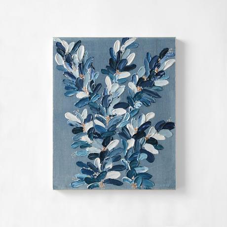 花のよう  / 薄藍 F3