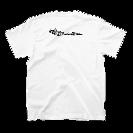 Ridge T-shirt 予約販売 Fitz Roy