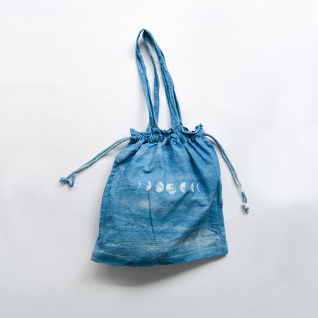 toto bag 巾着 /MOON NO.1