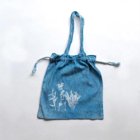 toto bag 巾着 /In moonlight