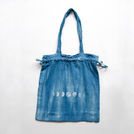 toto bag 巾着 /MOON NO.2
