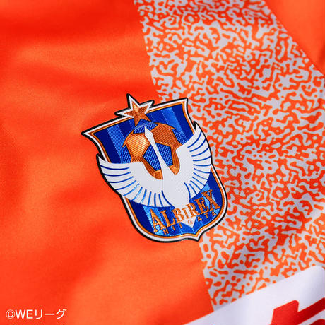 【オーセンティック】フィールドプレーヤー1stユニフォーム(オレンジ)