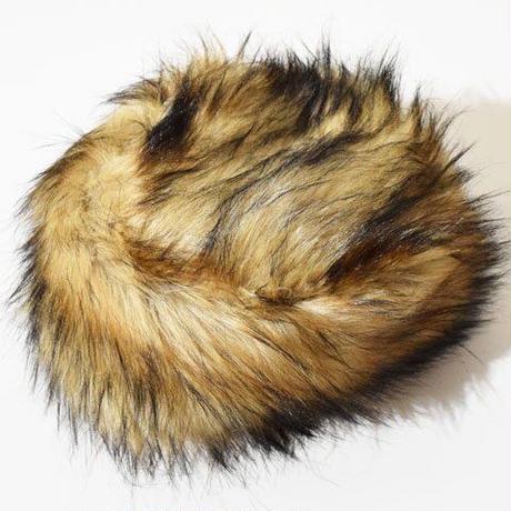 Fur Hat(Brown)