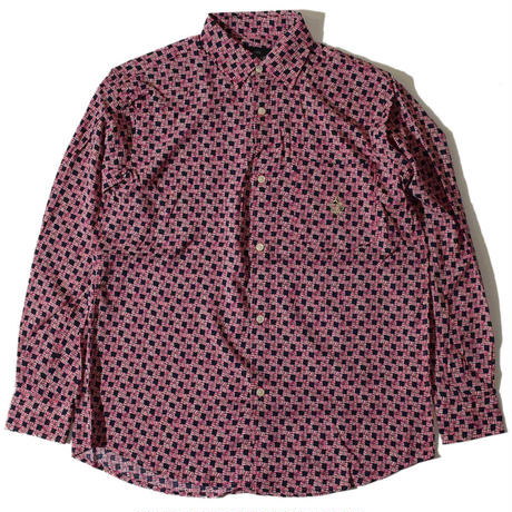 Queen Shirts(Pink)※直営店限定アイテム