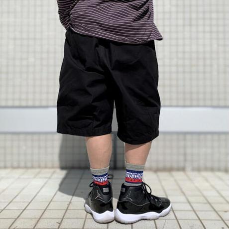 Hellow Abura Shorts(Black)
