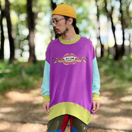 Freak Out Funny Sweat(Purple)※直営店限定アイテム