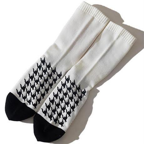 W.N.L Socks(White)