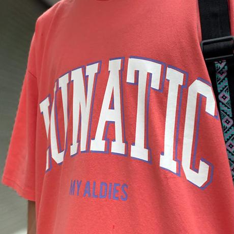 Lunatic Big T(Pink)※直営店限定色