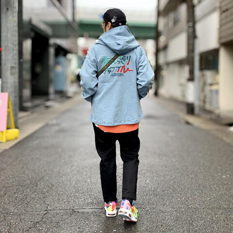 Completely Denim Parka(Blue)※直営店限定カラー