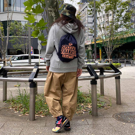 Lunatic Parka(Gray)