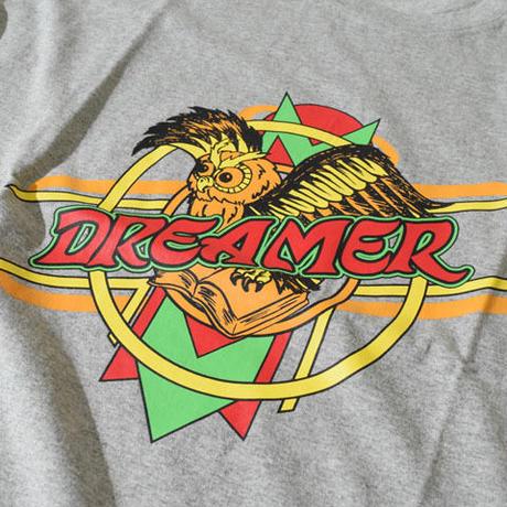 Dreamer Dolman Sleeve Big T(Gray)