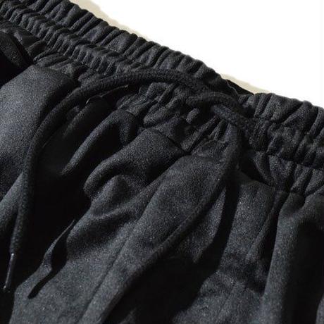 Velor Loose PT(Black)