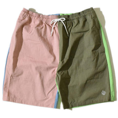 Existence Shorts(Pink)