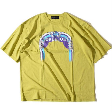 Heaven Gate Big T(Yellow)