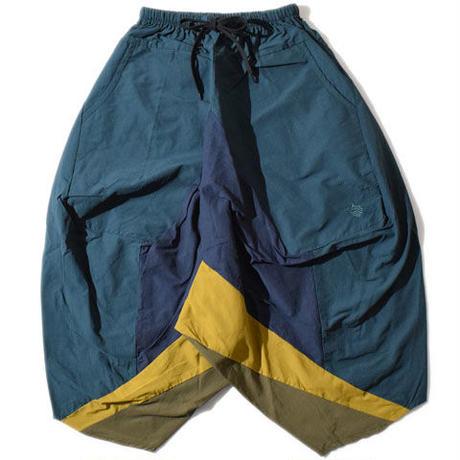 Squash Pants(BlueGreen)