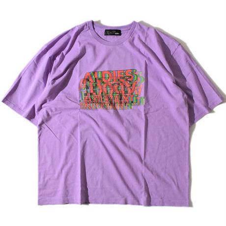 Adult 3D T(Purple)※直営店限定商品