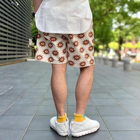 Memories Existence Shorts(Orange)