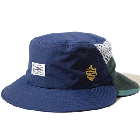 Double Brim Hat(NV×GR)