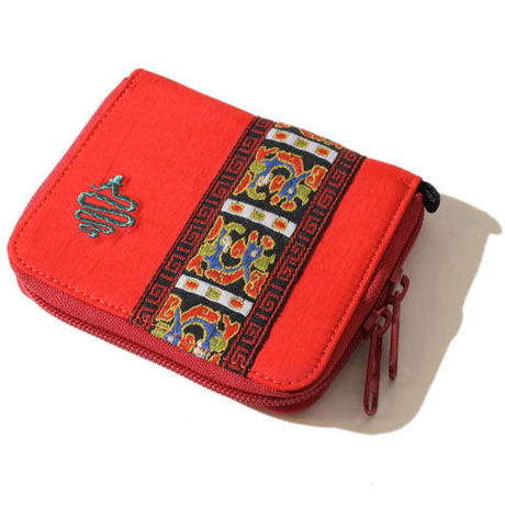 Small Wallet(Red)