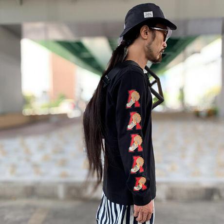 Indian Long T(Black)