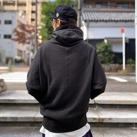 Jimmy Zip Parka(Black)※直営店限定アイテム