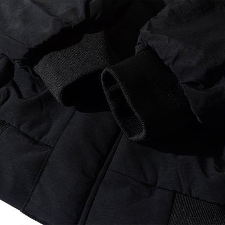 Hood Track Blouson(Black)