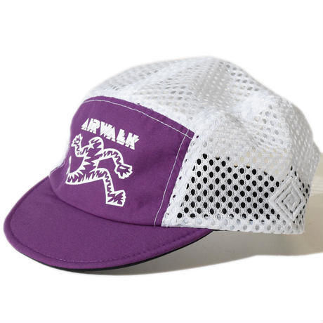 【ELDORESO×AIRWALK】Oliie Man Cap(Purple)