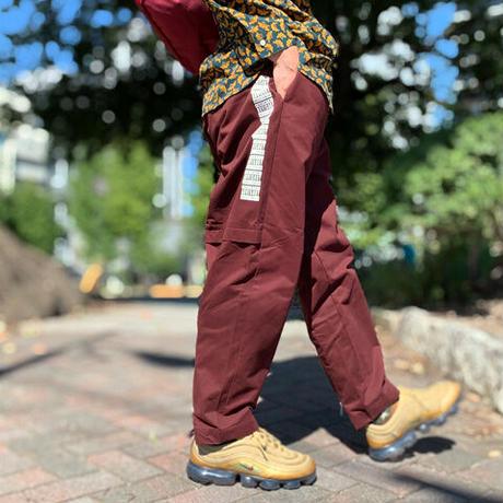 Alley Bondage Pants(Burgundy)※直営店限定色