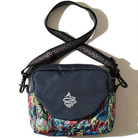 Adams Mini Shoulder(Navy)